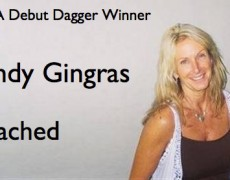 CWA Debut Dagger Winner